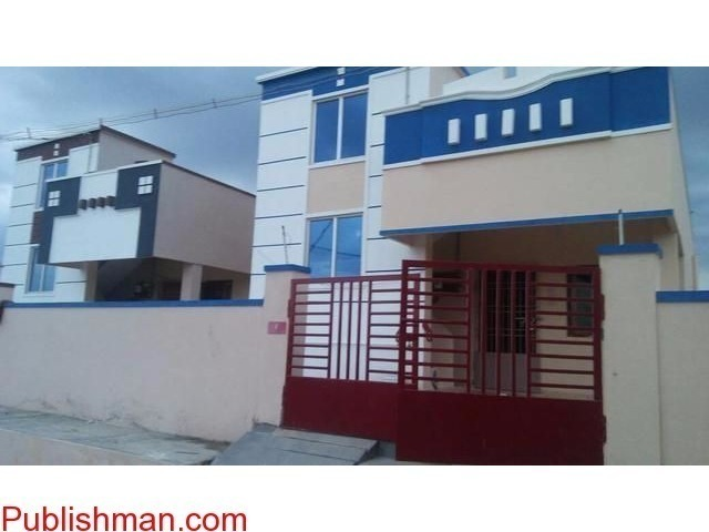 Newly built DTCP approved 2BHK house at Veppampattu - 2/2