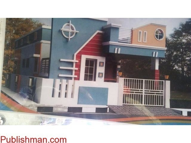 DTCP approved 2BHK house nr. Veppampattu bus stand - 1/4
