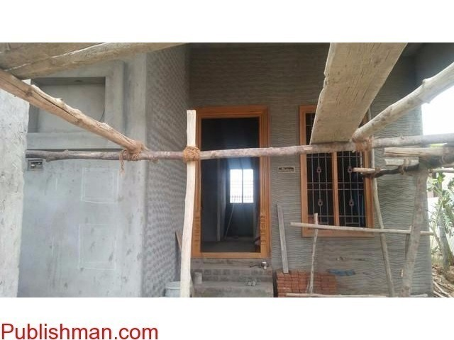 DTCP approved 2BHK house nr. Veppampattu bus stand - 2/4