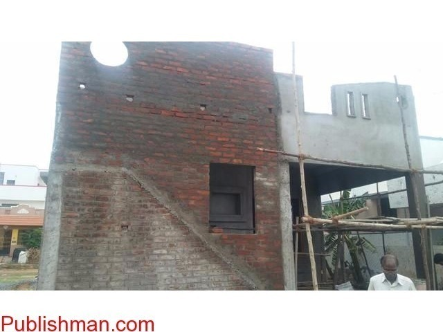 DTCP approved 2BHK house nr. Veppampattu bus stand - 3/4