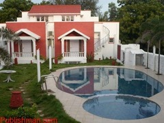 Farmhouse for 1 Day rent, Private Beach, Conference Hall - Image 1/3