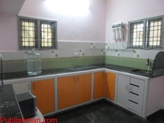 beach house in ecr for daily rent with swimming pool,Lawn,Beach - Image 1/4