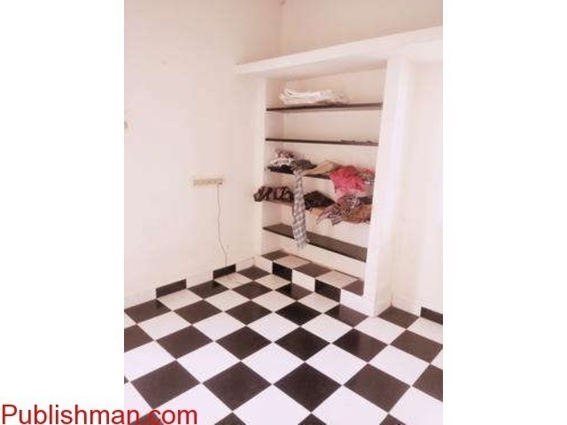 Rent Rs 5000 for 1bhk house in IYAPPANTHANGAL - 2/4