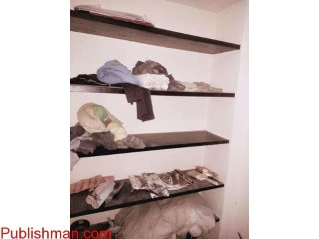 Rent Rs 5000 for 1bhk house in IYAPPANTHANGAL - 3/4