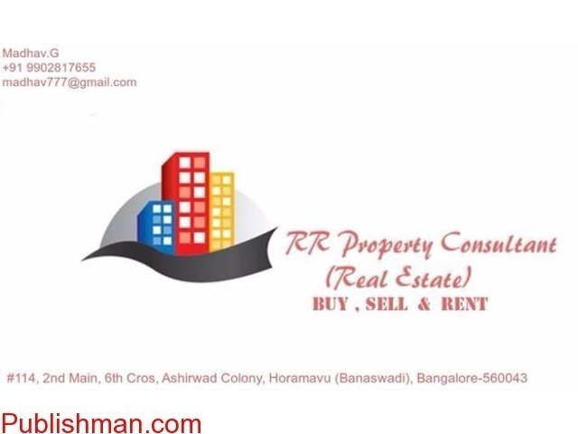 Bangalore  RR Property Consultant - 1/2
