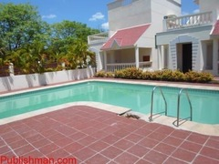 Individual Independent Bungalow with  Swimming Pool, Lawn, Beach..etc - Image 1/4