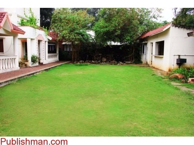 Individual Independent Bungalow with  Swimming Pool, Lawn, Beach..etc - 4/4