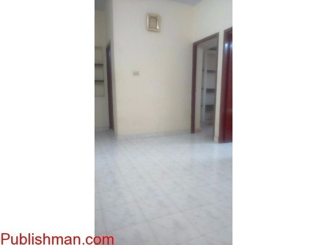 1BHK FLAT FOR RENT.... PREFERABLY FOR BACHELORS - 3/4
