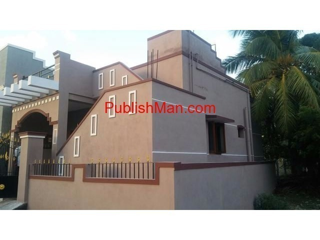 New Independent 2bhk house sale opposite to Veppampattu Rlwy Stn - 1/3
