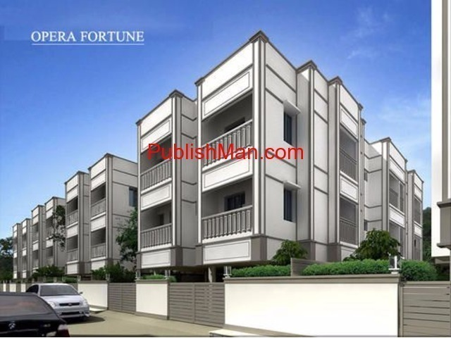sale Opera Fortune - 1, 2, 3 bhk Apartments - 2/4