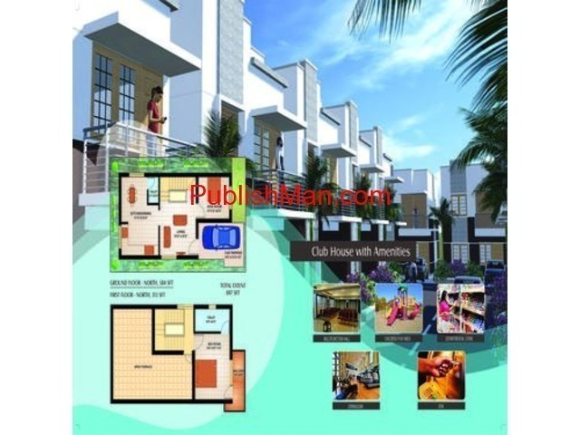 Sathyam Villa Shakunta - 2 & 3bhk Luxury Villas on sale - 3/3