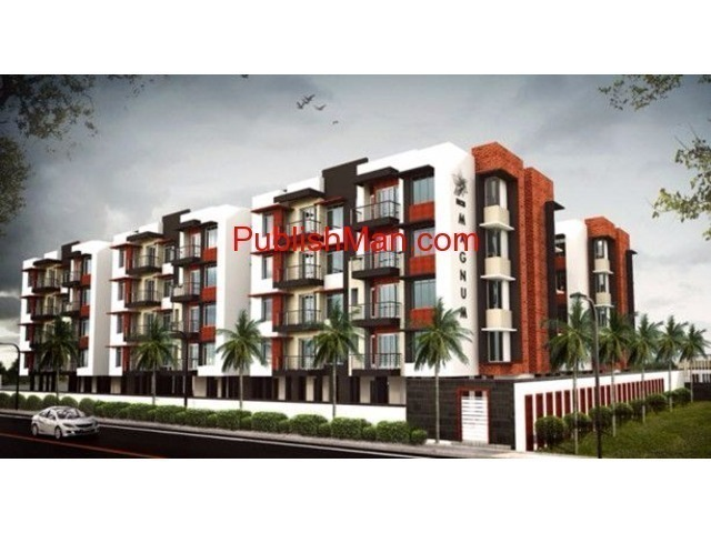 MCB Magnum - Upcoming 1, 2 & 3bhk Apartments on sale - 1/4