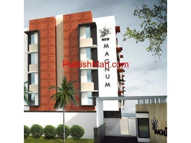 MCB Magnum - Upcoming 1, 2 & 3bhk Apartments on sale - 2/4