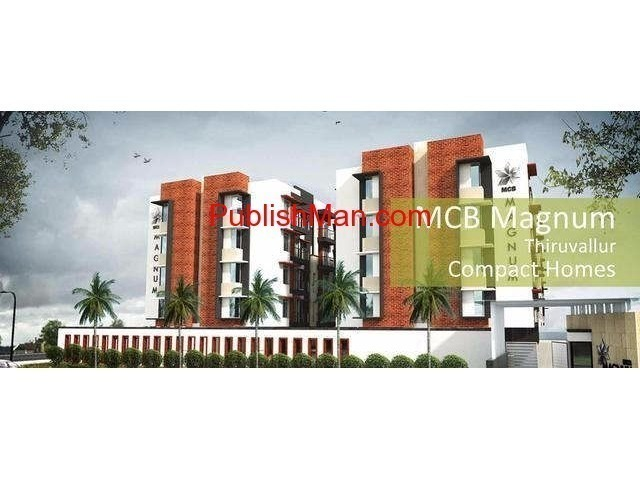 MCB Magnum - Upcoming 1, 2 & 3bhk Apartments on sale - 4/4