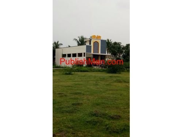 sale house Redhills bus stop 4km puzhal site - 1/2