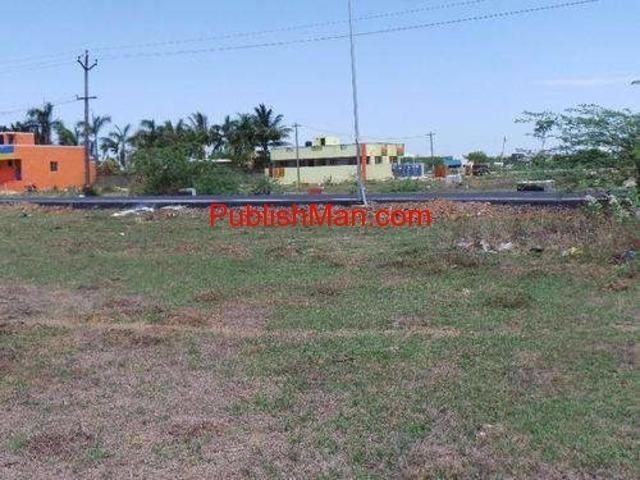 sale house Redhills bus stop 4km puzhal site - 2/2
