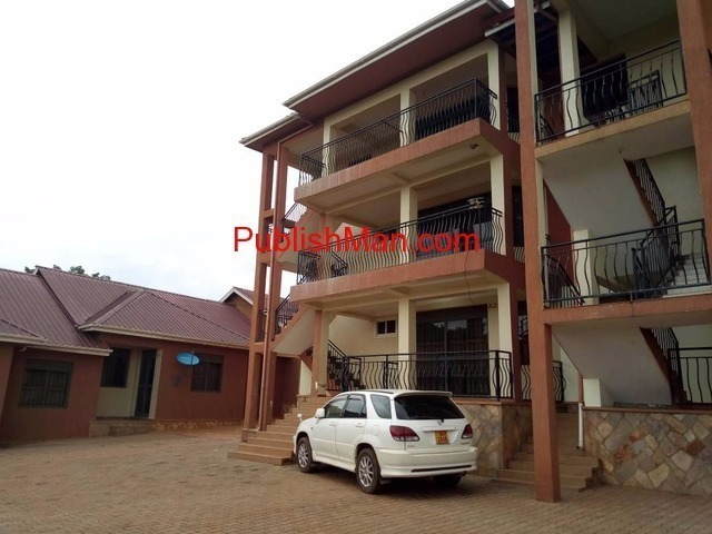 commercial or Makerere international hostel on quick sale - 1/1