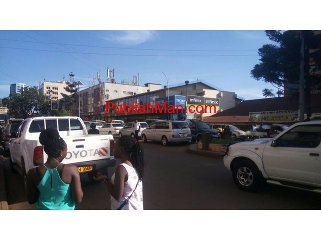 kampala commercial for building for sale - 1/1