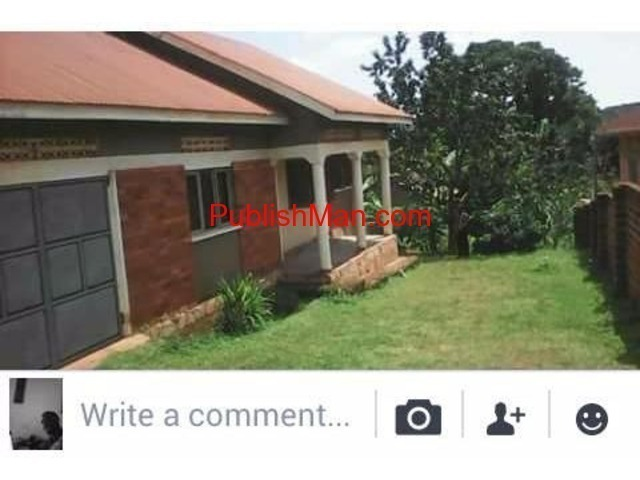 sale ,house at seeta near our lady of africa sec school - 1/1