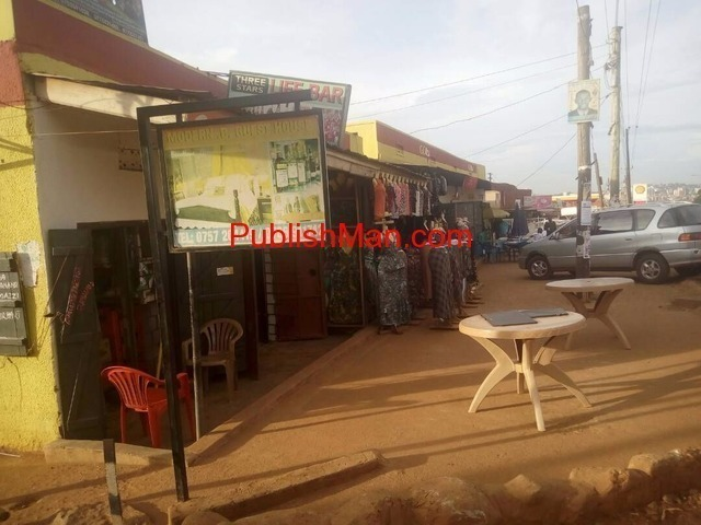 60 decimals property on the main of Entebbe road - 2/6
