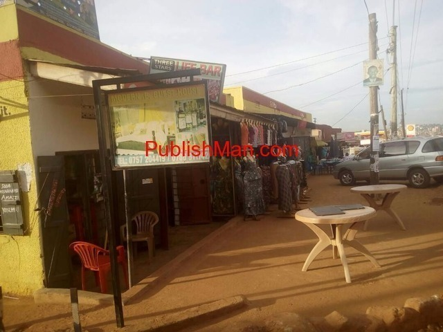 60 decimals property on the main of Entebbe road - 5/6