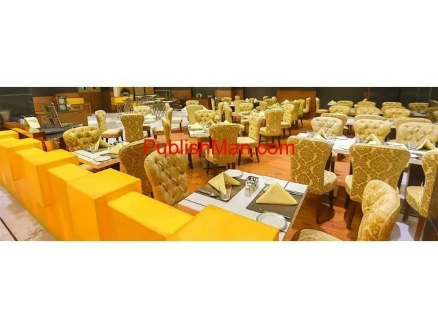Hotel for sale at Amar Shaheed Path Lucknow - 1/6