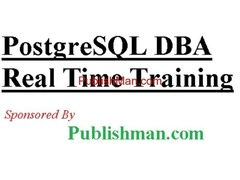 PostgreSQL DBA Training  - Languages of class: Tamil And English