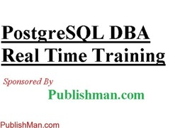 Online PostgreSQL Enterprise DBA Training