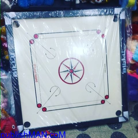Carrom Board Games for sale wholesale prize Rs 999/- - 1/3