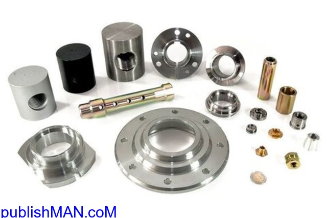 CNC Turned Parts Exporter in Germany - 1/1