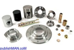 CNC Turned Parts Exporter in Germany
