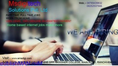 Home based Internet jobs designed for Indians.