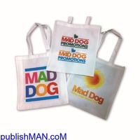 Promotional Calico Bags Perth and  Custom made Calico Bags Australia - Mad Dog Promotions - Image 1/3
