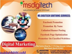 Content marketing by Msdigi Tech in Ranchi