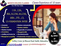 Top Online Classes For Nashik, India