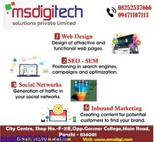 Search engine optimization (SEO) by Msdigi Tech Solutions Pvt.Ltd.