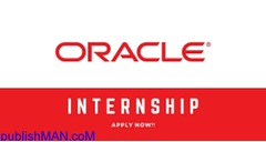 urgent openings for ORACLE internship