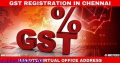Get GST Registration in chennai with Virtual Address