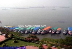Fully furnished waterfront for sale at marine drive Cochin