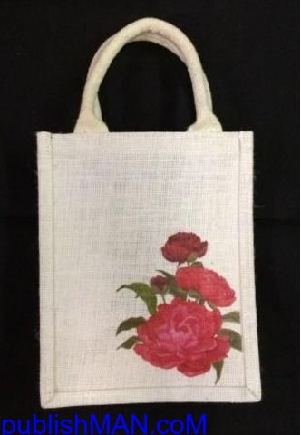 we design & man ufacture ECO-FRIENDLY bags of  JUTE, COTTON & CANVAS fabrics for BRANDING &a - 1/4