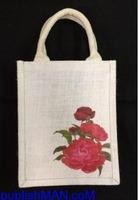we design & man ufacture ECO-FRIENDLY bags of  JUTE, COTTON & CANVAS fabrics for BRANDING &a - Image 1/4