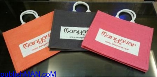 we design & man ufacture ECO-FRIENDLY bags of  JUTE, COTTON & CANVAS fabrics for BRANDING &a - 4/4