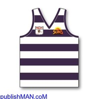 Custom Made AFL Uniforms and Jerseys in Perth, Australia - Mad Dog Promotions