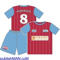 Promotional Soccer Uniforms Perth, Australia - Mad Dog Promotions