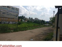 18 ground land sale in mugappair West ground rate is 3cr
