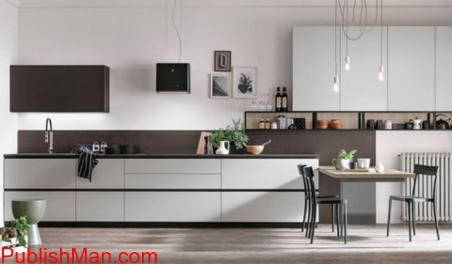 Modern Luxury Kitchen Designs and European Wardrobes Sydney - Eurolife - 1/4
