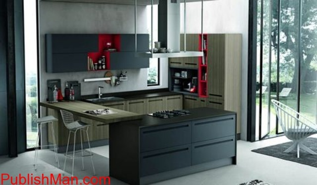 Modern Luxury Kitchen Designs and European Wardrobes Sydney - Eurolife - 2/4
