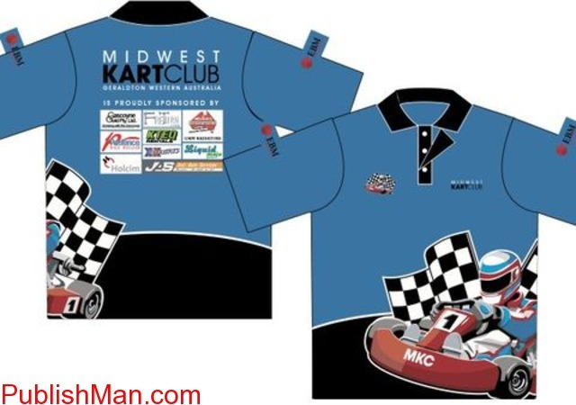 Custom made Motorsports Uniforms in Perth, Australia - 2/4