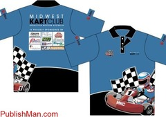 Custom made Motorsports Uniforms in Perth, Australia - Image 2/4
