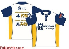 Custom made Motorsports Uniforms in Perth, Australia